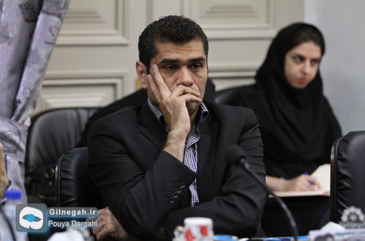 علی بهارمست 3 خرداد