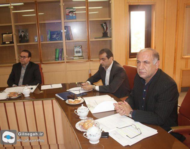 نشست توسعه سبز در استانداری گیلان (3)