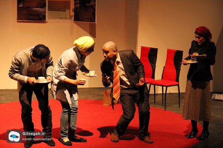 تئاتر خدای کشتار لنگرود (8)