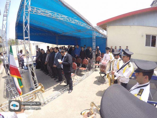 افتتاح اولین پیشخوان معاضدت قضایی استان در رشت (1)