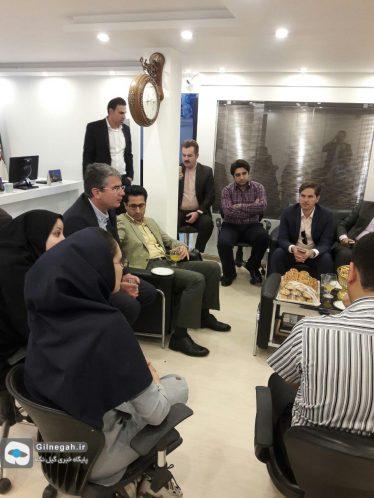 بازدید اعضای دفتر سرمایه گذاری و شورا از مشهد (20)