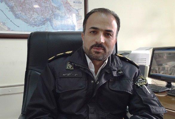 سرهنگ احمد کرمی اسد
