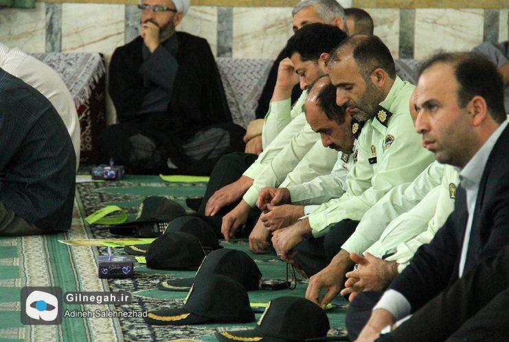 مراسم شهدای هفتم تیر و شهید عبدالکریمی (6)