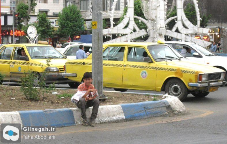 کودکان کار تالش (3)