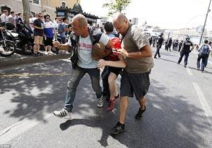 حمله مسلحانه به یک کلوپ شبانه همجنسگرایان در شهر اورلاندو1