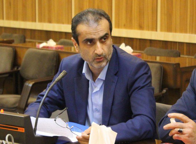 محمد احمدی فرماندار لاهیجان
