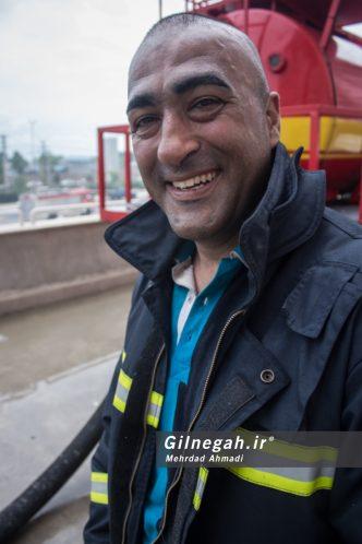 آتش سوزی برج طاووس منطقه آزاد انزلی (71)