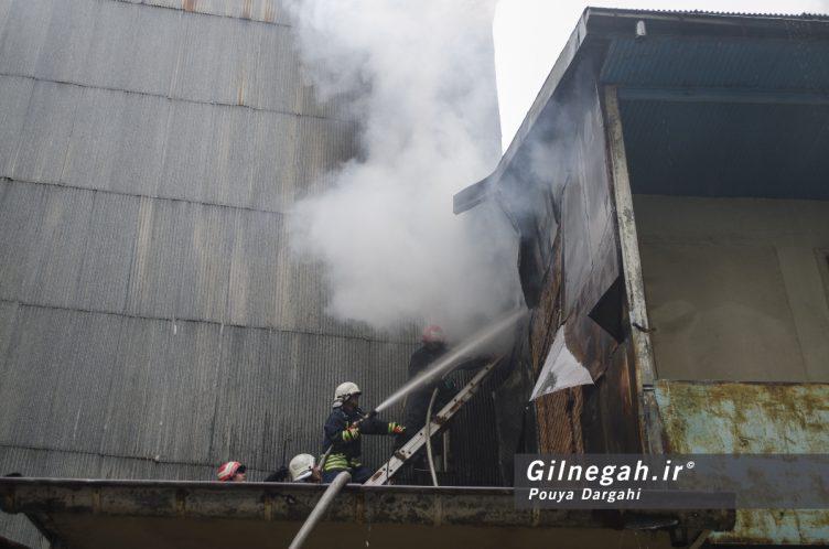 آتش سوزی خیابان شیک رشت بازار (10)