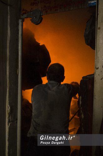 آتش سوزی خیابان شیک رشت بازار (13)