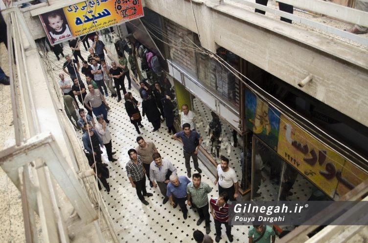 آتش سوزی خیابان شیک رشت بازار (17)