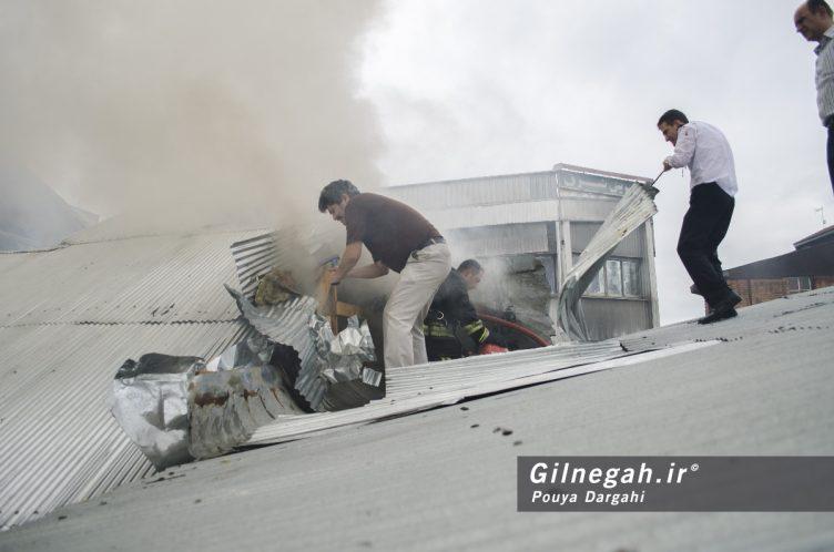 آتش سوزی خیابان شیک رشت بازار (20)