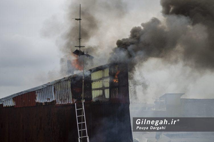 آتش سوزی خیابان شیک رشت بازار (24)