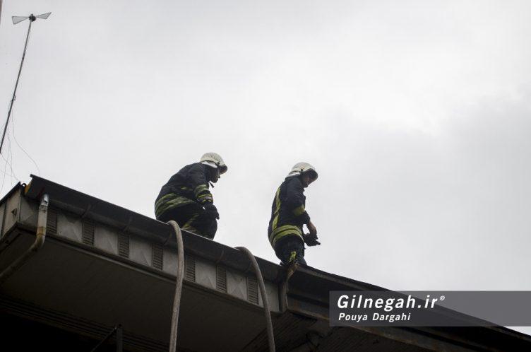 آتش سوزی خیابان شیک رشت بازار (28)