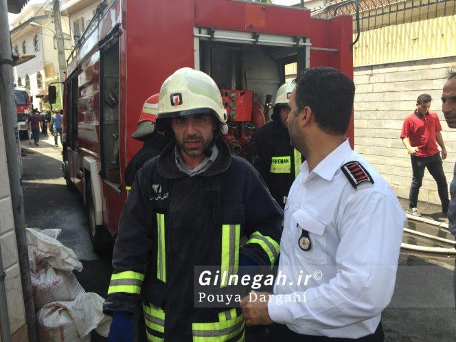 آتش سوزی چهاربرادران صومعه بیجار (10)