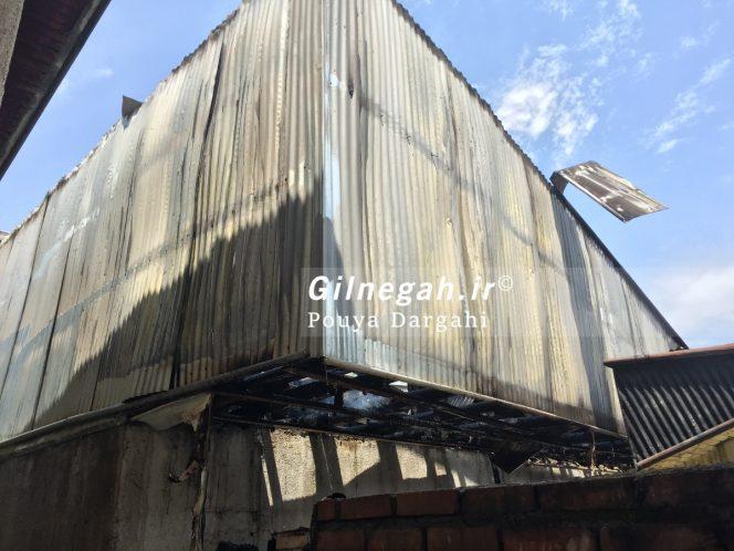 آتش سوزی چهاربرادران صومعه بیجار (5)
