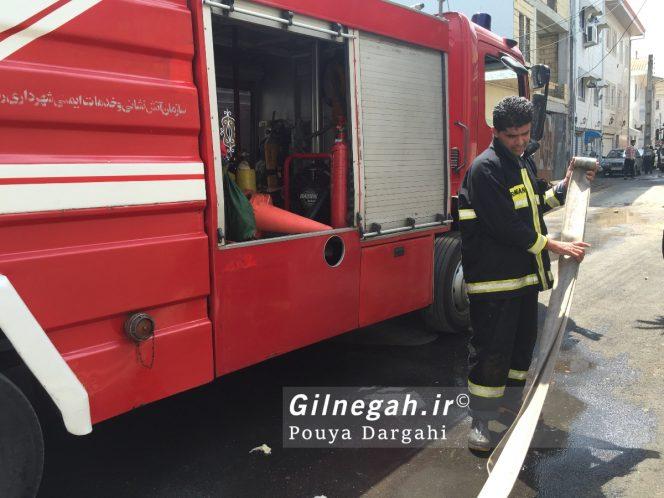 آتش سوزی چهاربرادران صومعه بیجار (8)