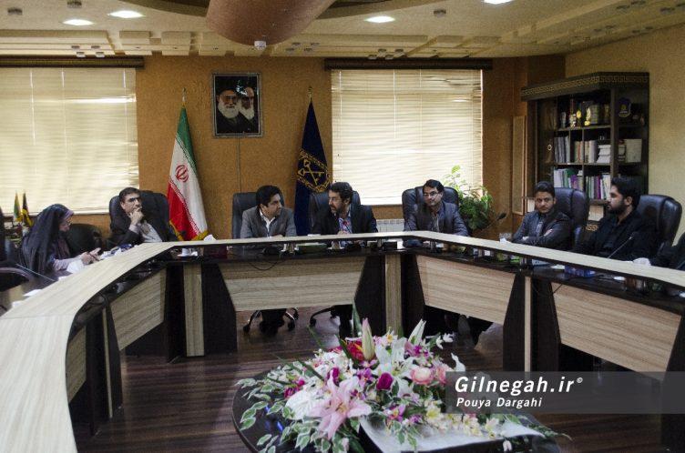 افتتاح سایت گردشگری شهرداری رشت (1)