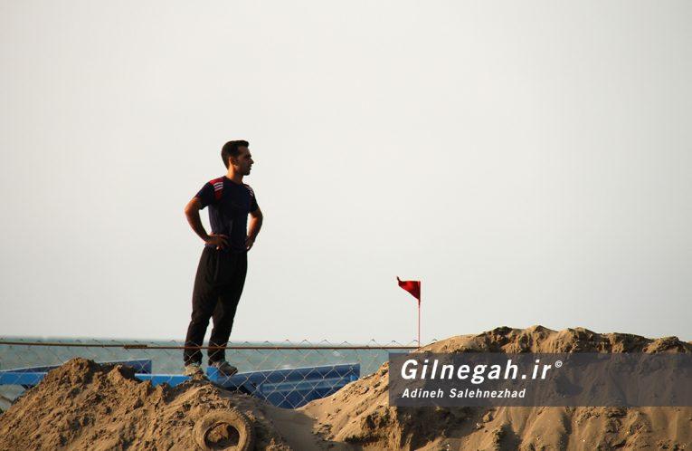 تمرین آفرود گیلان ساحل کلاچای (17)