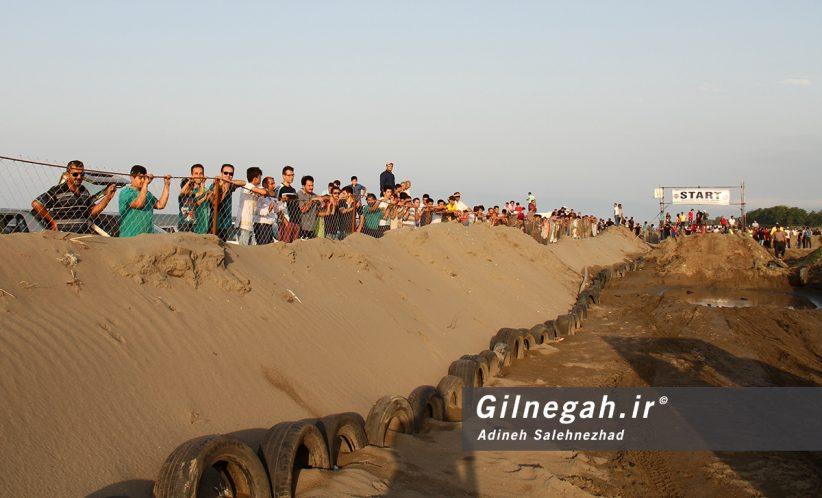 تمرین آفرود گیلان ساحل کلاچای (22)