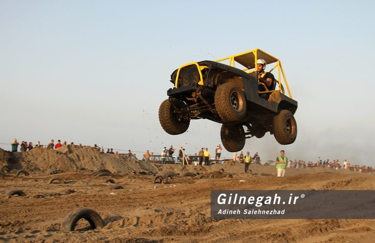 تمرین آفرود گیلان ساحل کلاچای (25)