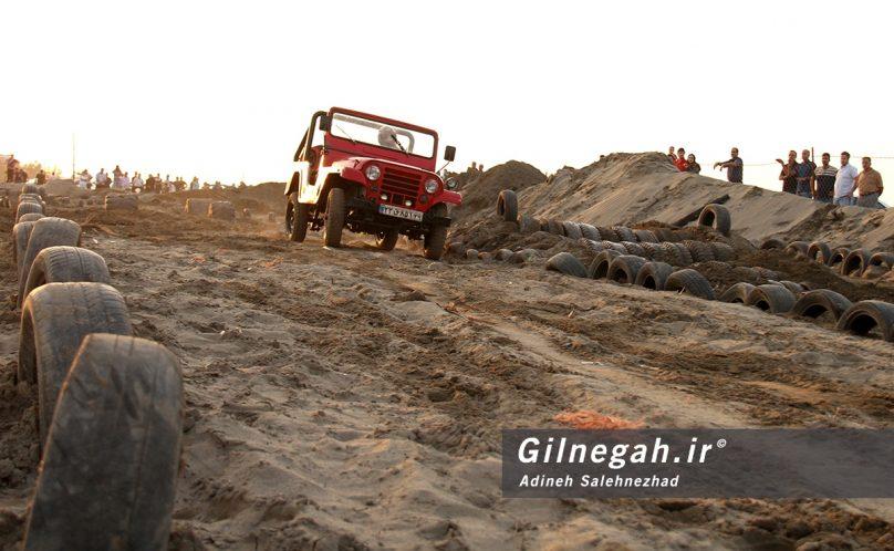 تمرین آفرود گیلان ساحل کلاچای (37)