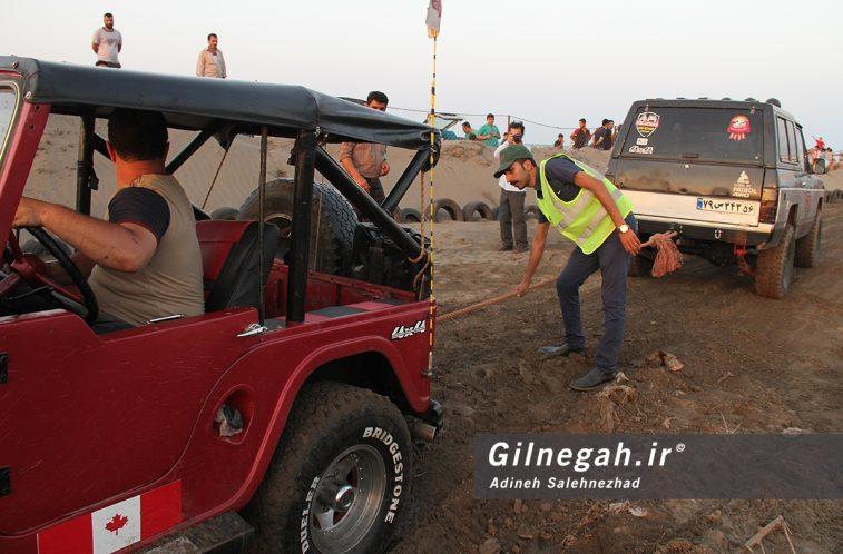 تمرین آفرود گیلان ساحل کلاچای (41)