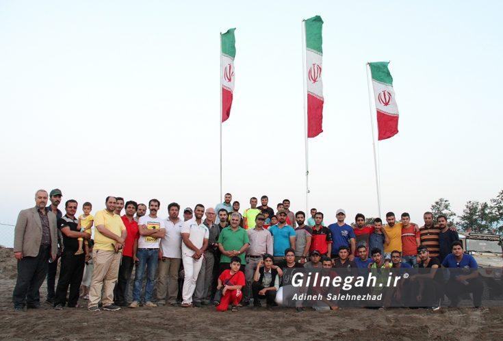 تمرین آفرود گیلان ساحل کلاچای (46)