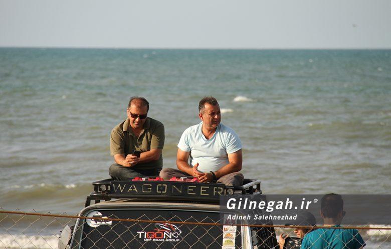 تمرین آفرود گیلان ساحل کلاچای (7)
