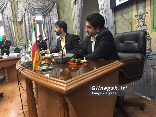 شهردار رشت تیر
