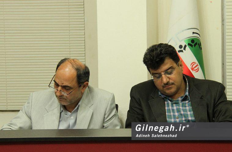 شورای شهر لنگرود نشست خبر (4)