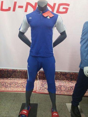 لباس ورزشی ورزشکاران ایران در ریو
