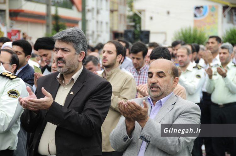 نماز عید فطر رشت (11)