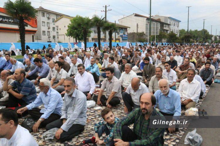 نماز عید فطر رشت (14)