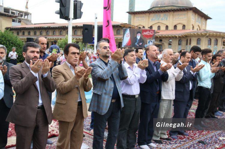 نماز عید فطر رشت (18)