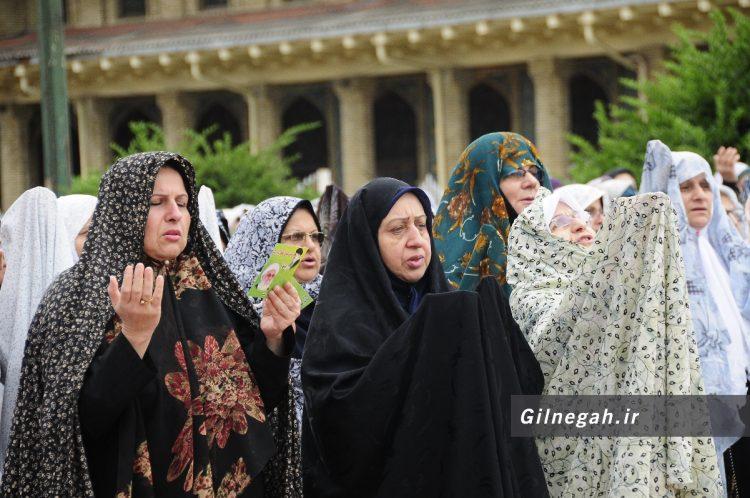 نماز عید فطر رشت (3)
