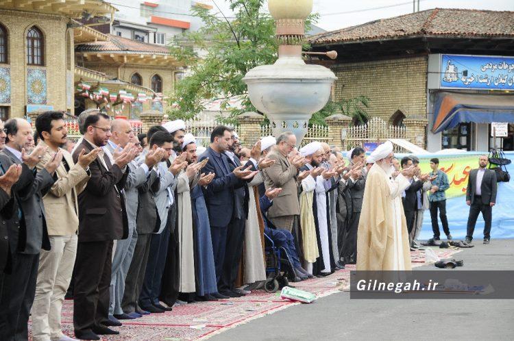 نماز عید فطر رشت (7)