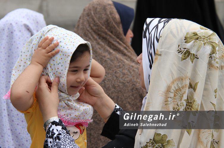 نماز عید فطر لنگرود (1)