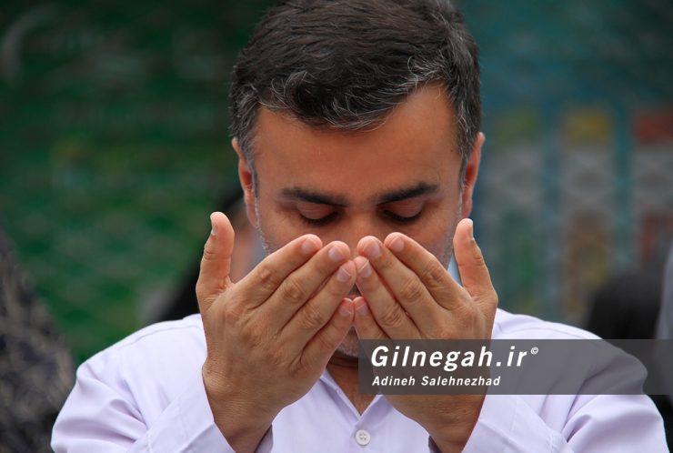 نماز عید فطر لنگرود (11)