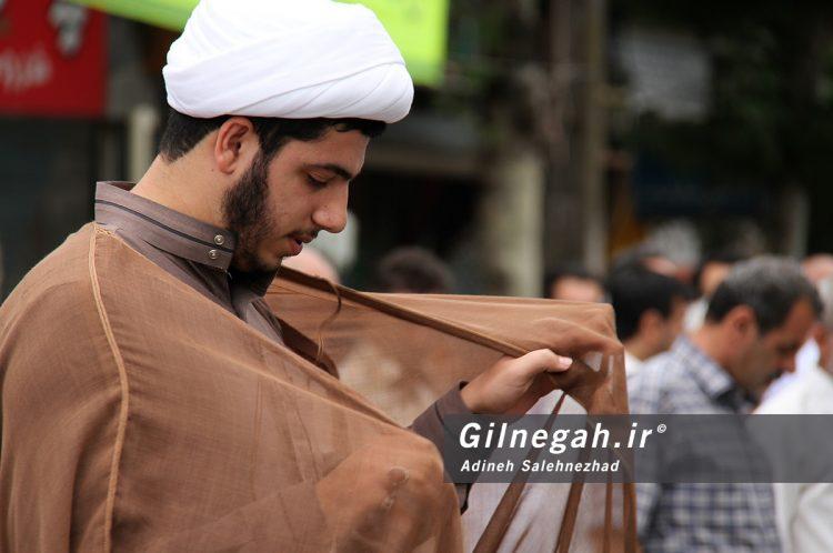 نماز عید فطر لنگرود (2)