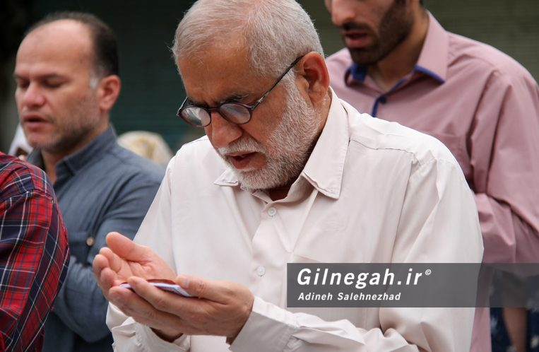 نماز عید فطر لنگرود (5)