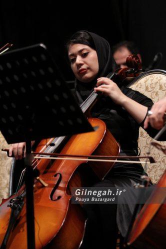 کنسرت ارکستر سنفونیک گیلان خاتم الانبیا رشت (14)