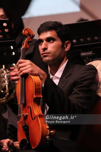 کنسرت ارکستر سنفونیک گیلان خاتم الانبیا رشت (24)