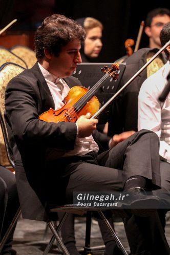 کنسرت ارکستر سنفونیک گیلان خاتم الانبیا رشت (7)