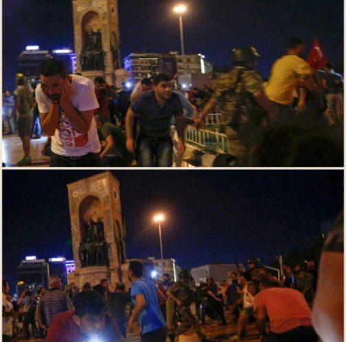 کودتا در ترکیه شکست
