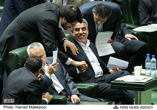اسدالله عباسی وزیر رفاه احمدی نژآد1