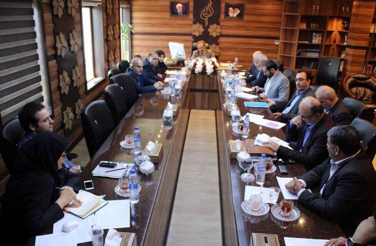 نشست رییس سازمان مدیریت با مجمع نمایندگان