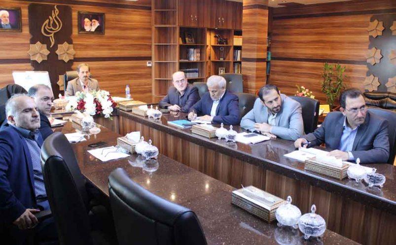 نشست رییس سازمان مدیریت با مجمع نمایندگان1