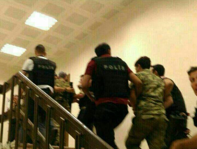 پایان کودتا در ترکیه