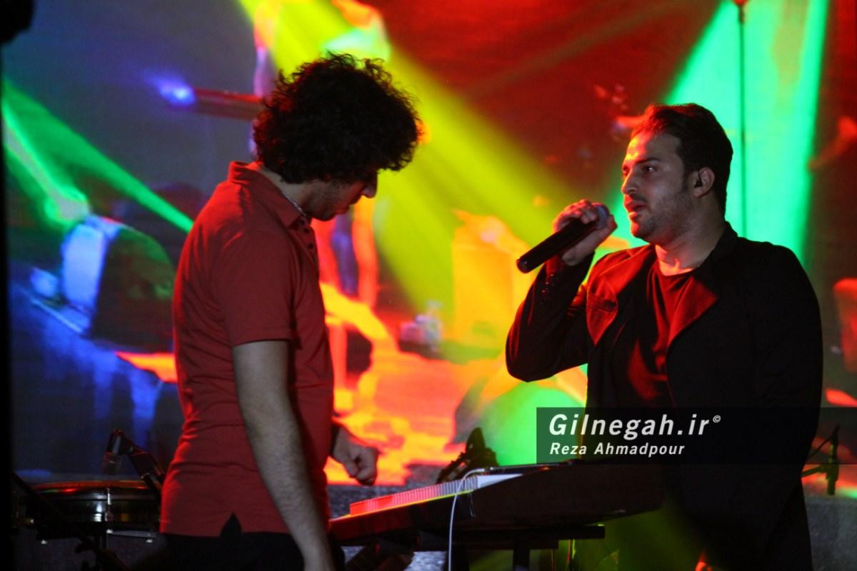 کنسرت انزلی بابک جهانبخش (رضا احمدپور) (4)