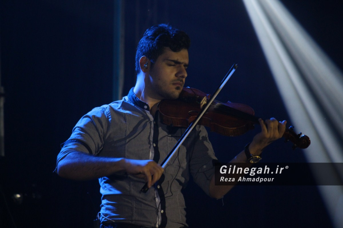 کنسرت انزلی بابک جهانبخش (رضا احمدپور) (9)
